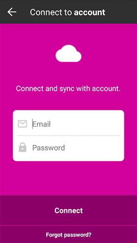 Login to sync/import your diary notes.